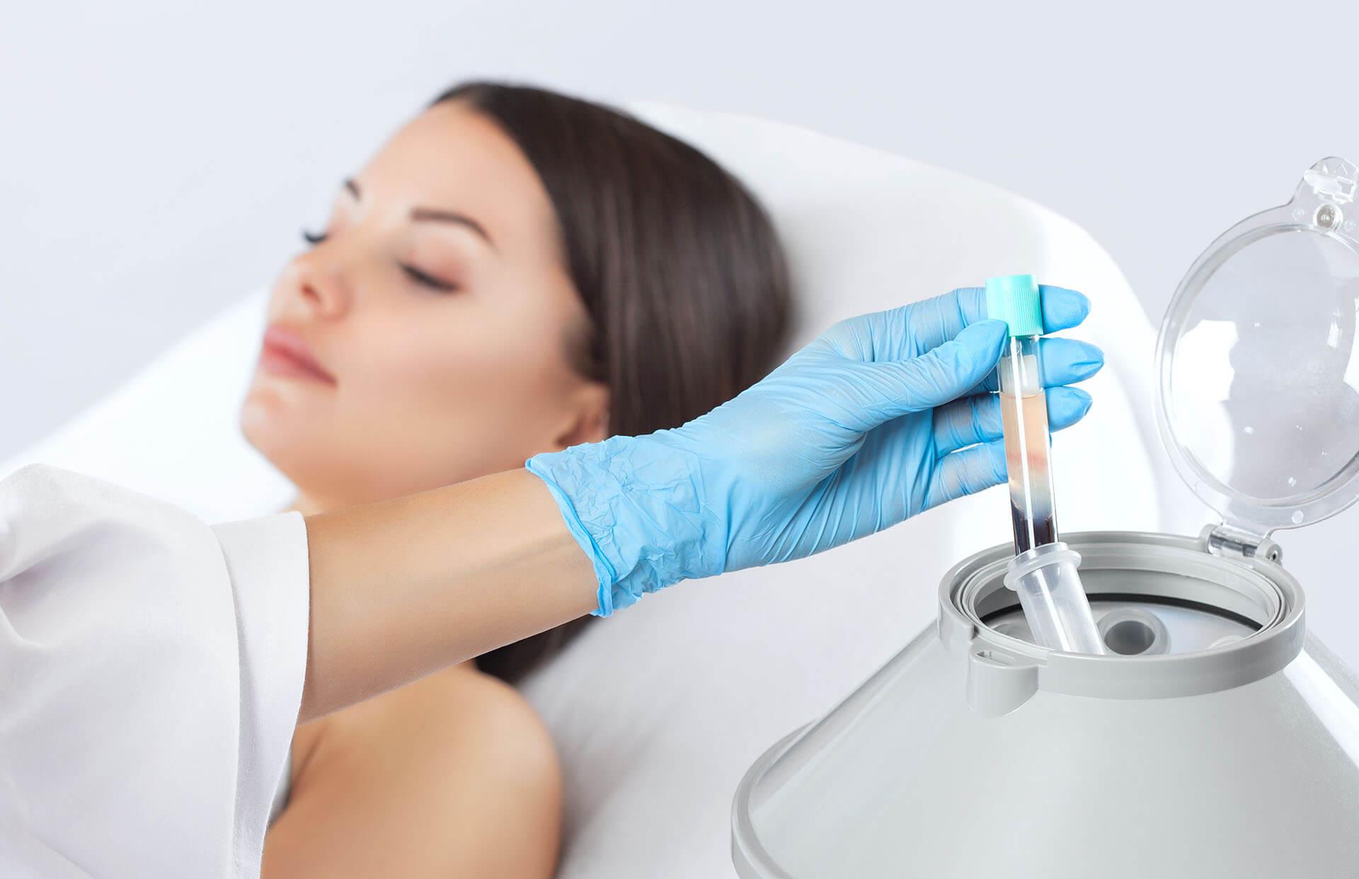 плазмотерапия для лица